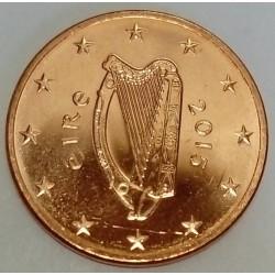 IRELAND - KM 34 - 5 EURO CENT 2015 - CELTIC HARP