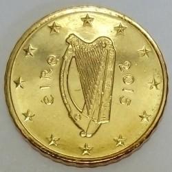 IRELAND - KM 47 - 10 EURO CENT 2015 - CELTIC HARP