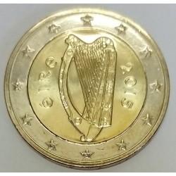 IRELAND - KM 51 - 2 EURO 2015 - CELTIC HARP