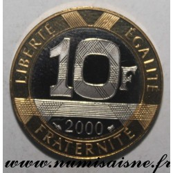 FRANCE - KM 964 - 10 FRANCS 2000 - TYPE GENIUS OF THE BASTILLE
