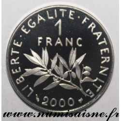 FRANCE - KM 925 - 1 FRANC 2000 - TYPE SOWER