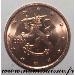 FINLAND - KM 100 - 5 CENT 2000
