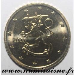 FINLAND - KM 103 - 50 CENT 2000