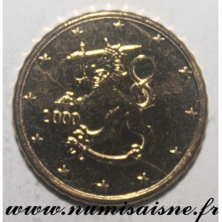 FINLAND - KM 101 - 10 CENT 2000