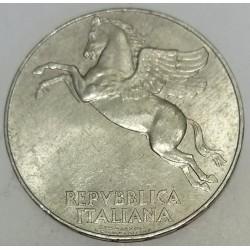 ITALY - KM 90 - 10 LIRE 1950 - PEGASE - WINGED HORSE