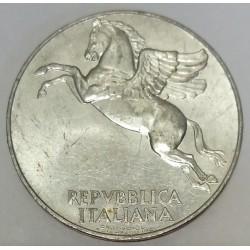 ITALY - KM 90 - 10 LIRE 1949 - PEGASE - WINGED HORSE