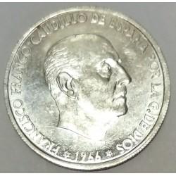 ESPAGNE - KM 795 - 50 CENTIMOS 1966 (73) - FRANCO