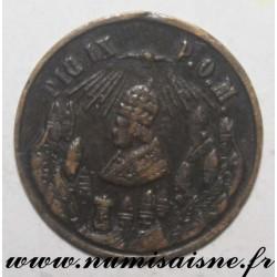 MEDAL - VATICAN - 1869 - POPE PIUS IX - 1846 - 1878