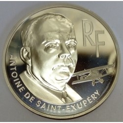 FRANCE - KM 1263 - 10 FRANCS 2000 - ANTOINE DE SAINT-EXUPERY - THE LITTLE PRINCE
