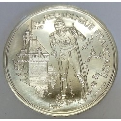 FRANCE - KM 994 - 100 FRANCS 1991 - TESTING - 17TH WINTER OLYMPIC GAMES - CROSS-COUNTRY SKIING - ALBERTVILLE