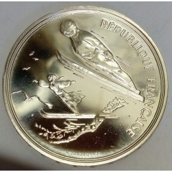 FRANCE - KM 994 - 100 FRANCS 1991 - TESTING - 17TH WINTER OLYMPIC GAMES - SKI JUMPING- ALBERTVILLE