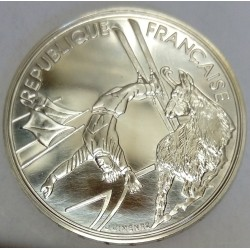 FRANCE - KM 983 - 100 FRANCS 1990 - TESTING - 17TH WINTER OLYMPIC GAMES - ACROBATIC SKI - ALBERTVILLE