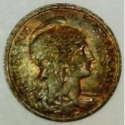 GADOURY 107 - 2 CENTIMES 1913 TYPE DUPUIS - KM 841
