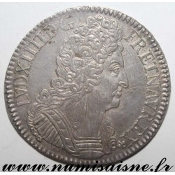 FRANCE - Gad 229 - LOUIS XIV - ECU WITH 3 CROWNS 1711 A - Paris