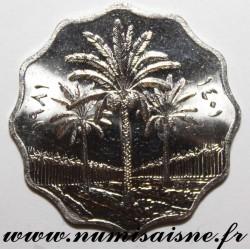 IRAQ - KM 126 a - 10 FILS 1981