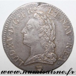 FRANCE - Gad 323 - LOUIS XV - ECU WITH OLD HEAD 1771 I - Limoges