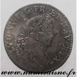 Gad 295 - LOUIS XV - 1/6 ÉCU DE FRANCE NAVARRE 1719 A - Paris