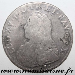 FRANCE - Gad 321 - LOUIS XV - ECU WITH OLIVE BRANCHES 1738 BB - Strasbourg