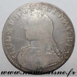 FRANCE - Gad 321 - LOUIS XV - ECU WITH OLIVE BRANCHES 1726 B - Rouen