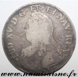 FRANCE - Gad 321 - LOUIS XV - ECU WITH OLIVE BRANCHES 1738 9 - Rennes