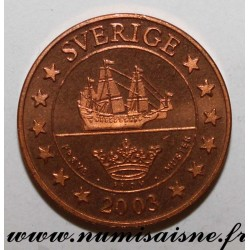 SWEDEN - X Pn3 - 5 CENT 2003 - TRIAL COIN