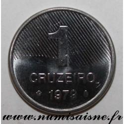 BRAZIL - KM 590 - 1 CRUZEIRO 1979
