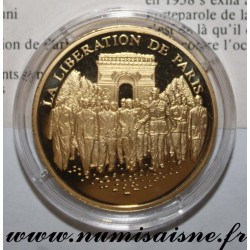 FRANCE - MEDAL - LIBERATION OF PARIS - 2004