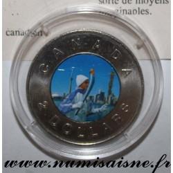 CANADA - KM 21 - 2 DOLLARS 2009