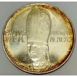 VATICAN - KM 115 - 500 LIRES 1969 - PAUL VI