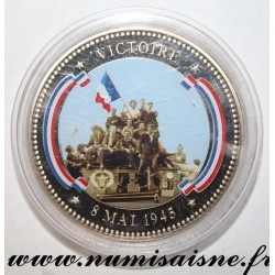 FRANCE - MEDAL - SECOND WORLD WAR 1939-1945 - WW2 - VICTORY - MAY 8