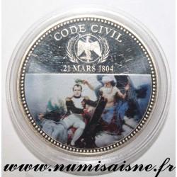 FRANCE - MEDAL - NAPOLÉON I - CIVIL CODE - MARCH 21, 1804