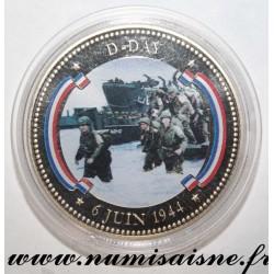 FRANCE - MEDAL - D-DAY - 06/06/1944