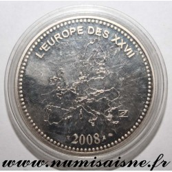 FRANCE - MEDAL - EUROPE OF THE XXVII - 2008