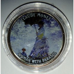 UNITED STATES - 1/2 DOLLAR 2006 - KENNEDY - CLAUDE MONET