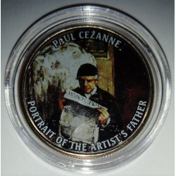 UNITED STATES - 1/2 DOLLAR 2006 - KENNEDY - PAUL CEZANNE