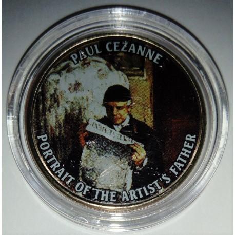 UNITED STATES - 1/2 DOLLAR 2006 - KENNEDY - PAUL CEZANNE