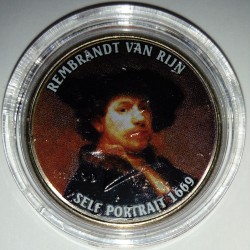 UNITED STATES - 1/2 DOLLAR 2006 - KENNEDY - RAMBRANDT VAN RUN