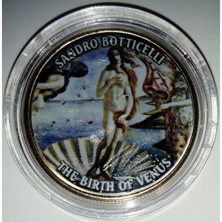UNITED STATES - 1/2 DOLLAR 2006 - KENNEDY - SANDRO BOTTICELLI