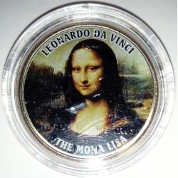 UNITED STATES - 1/2 DOLLAR 2006 - KENNEDY - LEONARDO DA VINCI - MONA LISA