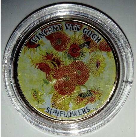 UNITED STATES - 1/2 DOLLAR 2006 - KENNEDY - VINCENT VAN GOGH