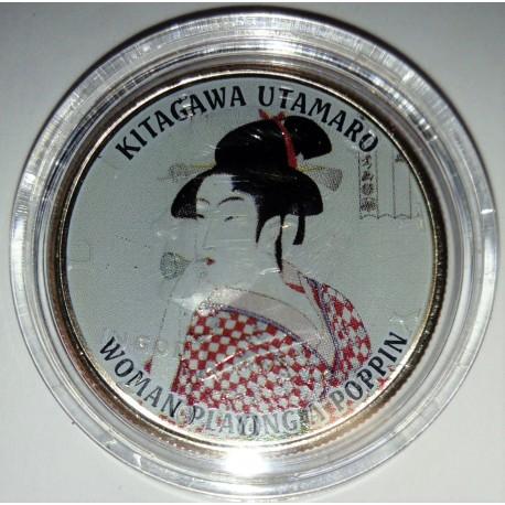 UNITED STATES - 1/2 DOLLAR 2006 - KENNEDY - KITAGAWA UTAMARU