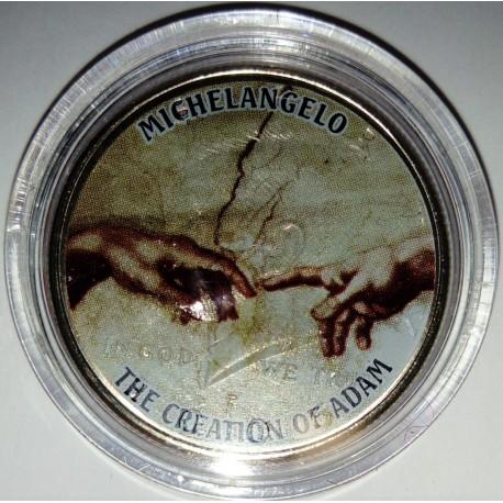UNITED STATES - 1/2 DOLLAR 2006 - KENNEDY - MICHELANGELO