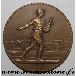 MEDAL - AGRICULTURE - NORTHERN SOCIETY OF FARMERS - 1921