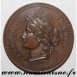MEDAL - AGRICULTURE - FARMERS SOCIETY OF LORIENT