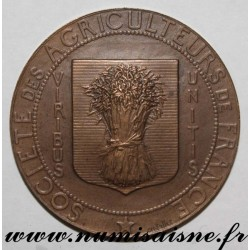 MEDAL - AGRICULTURE - FARMERS SOCIETY OF FRANCE