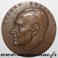 MEDAL - MEDICINE - DOCTOR ROBERT SOUPAULT - 1968