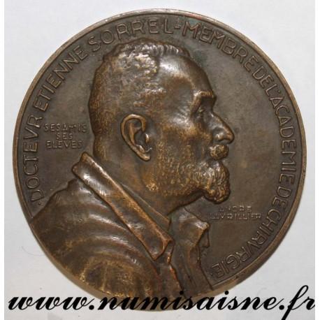 MEDAL - MEDICINE - DOCTOR ETIENNE SORREL