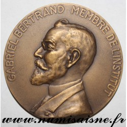 MEDAL - MEDICINE - DOCTOR GABRIEL BERTRAND