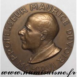 MEDAL - MEDICINE - DOCTOR MAURICE DUVOIR