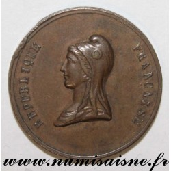 FRANCE - TOKEN - FESTIVAL OF THE CHAMP DE MARS 21 MAY 1848